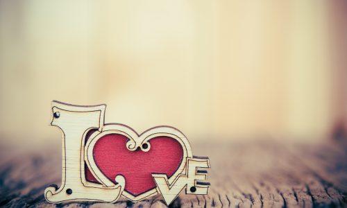 愛・love heart