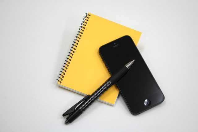 黄色い手帳
