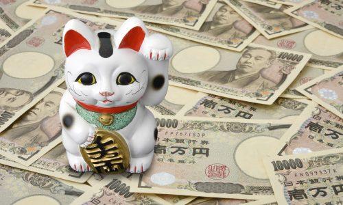 金・Lucky Cat