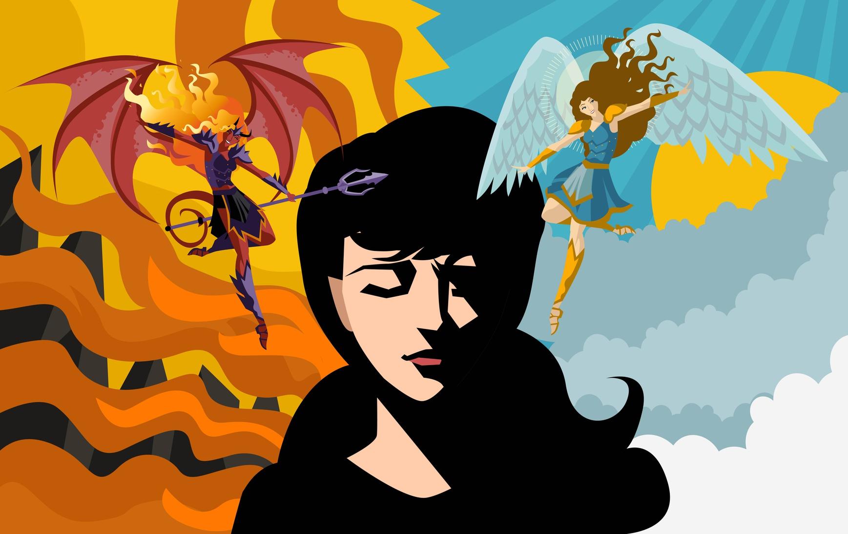 現象・天使と悪魔Angels and Demons