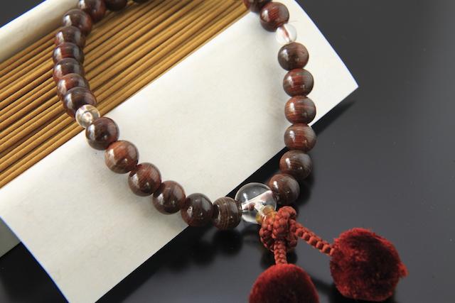 術・物・数珠juzu