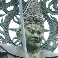 術・不動明王像Fudo Fudo