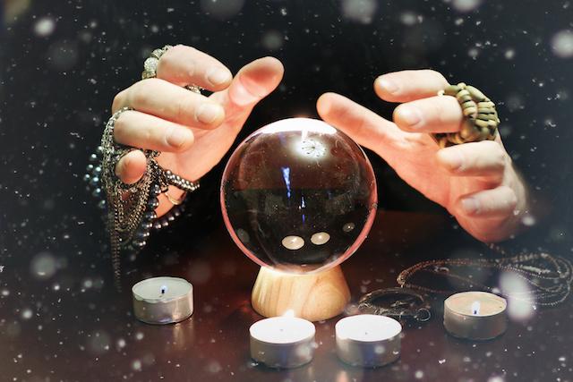 術・占いfuture teller mystery night