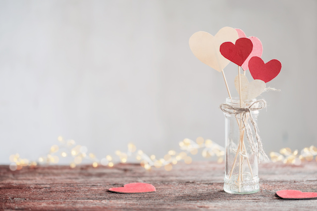 decorations for Valentine's Day