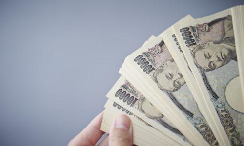 金・Japanese currency yen