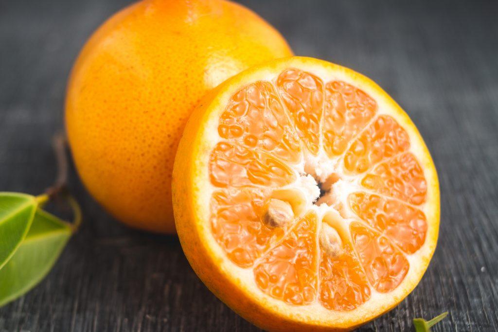 Fresh Orenge fruit