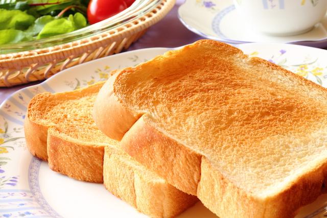 朝食イメージ、パン