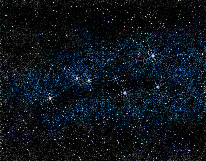 CG,星座
