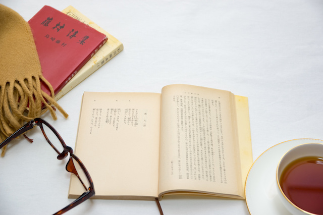 読書 秋 年代本