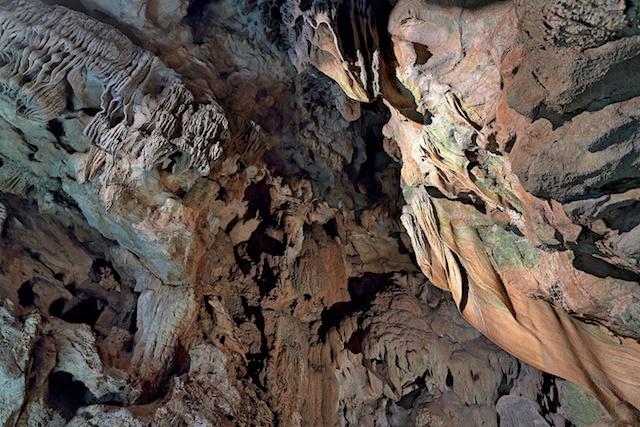 自然・鍾乳洞、龍河洞