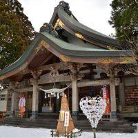 建・三吉神社