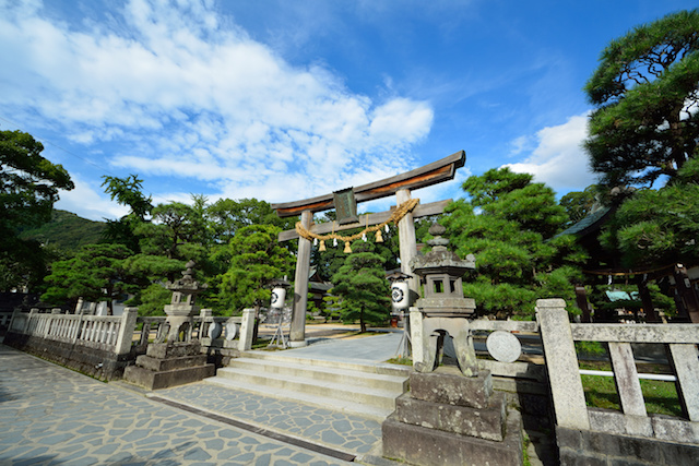 建・松陰神社
