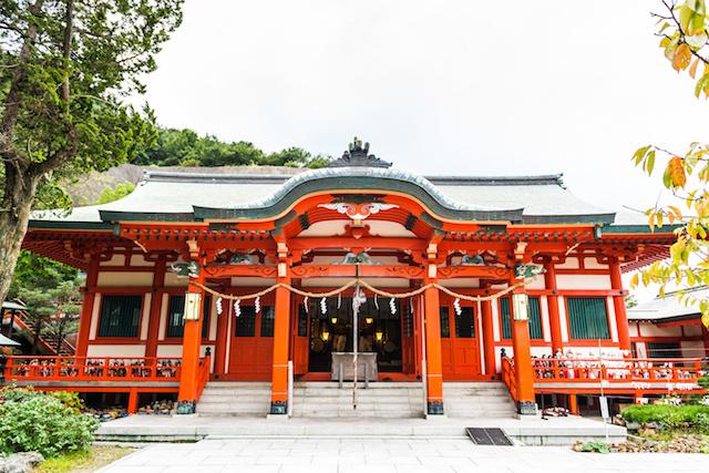 淡嶋神社 和歌山県