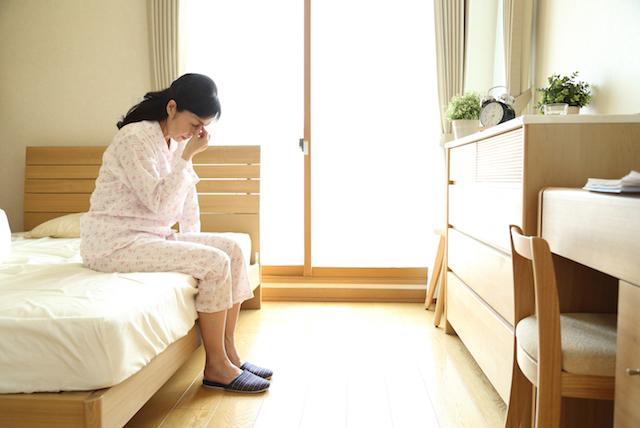 現象・不眠症insomnia