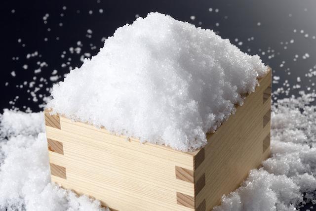 食・お清め 塩