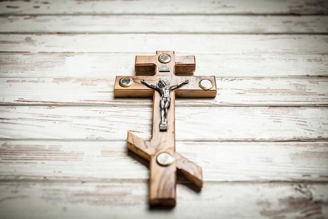 十字架 キリスト