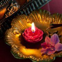 物・蝋燭、アロマ お香