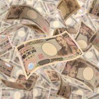 風水 金運、紙幣