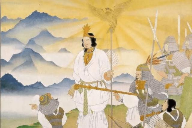 初代天皇・神武の誕生