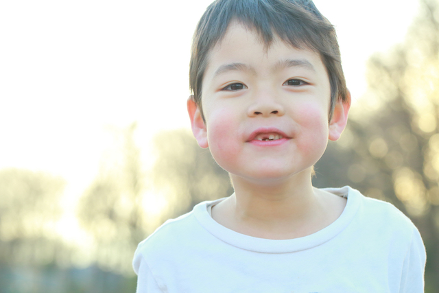 乳歯 子供