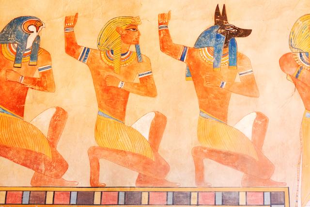 エジプト 守護神