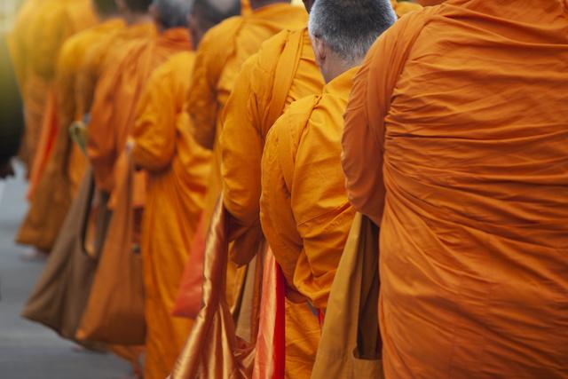 チベットの僧侶