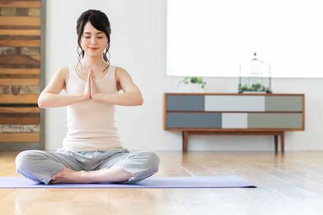 引き寄せ 瞑想
