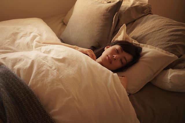リラックス 睡眠