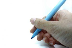 水色 ペン
