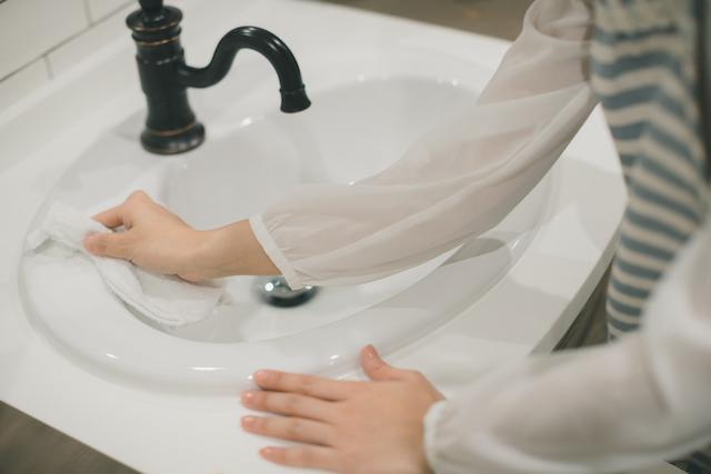 水回り 掃除