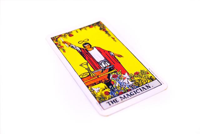 魔術師(賢者) カード