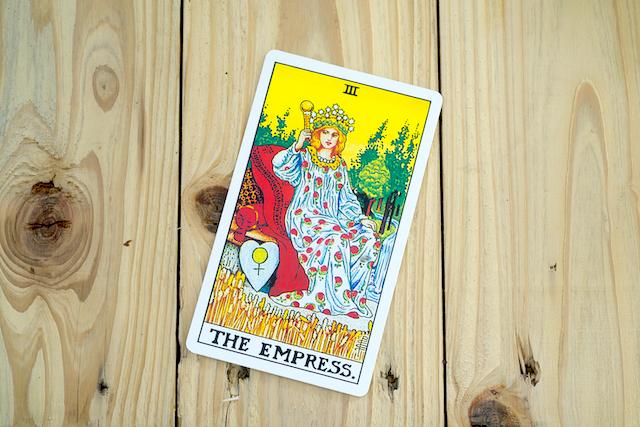 女帝 カード