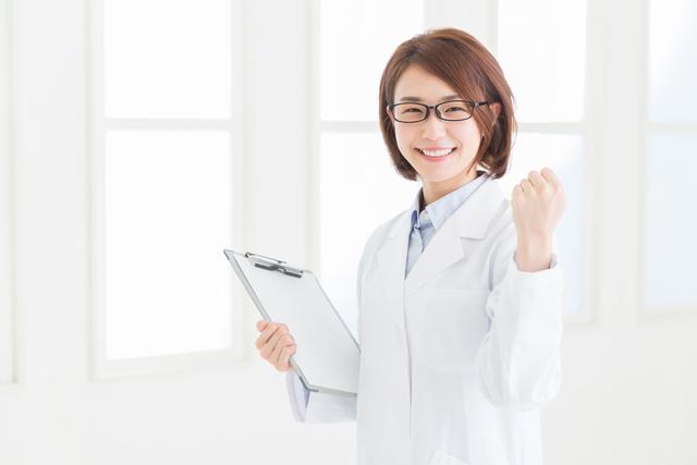 研究職の女性