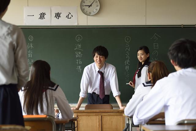 学生 リーダーシップ