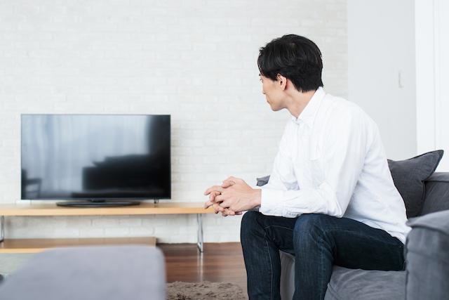見づらいテレビ