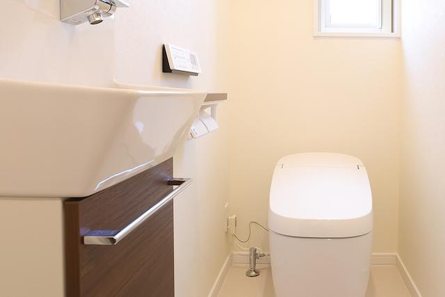 トイレの置いてよいものは?