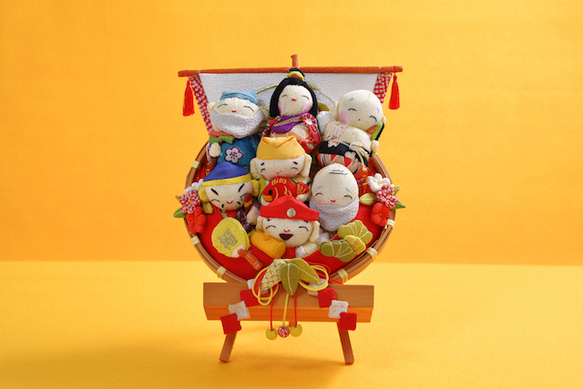 七福神詣と宝船