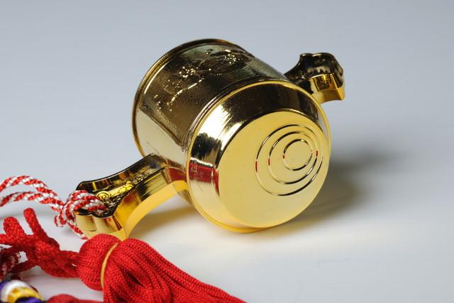 金色の打ち出の小槌