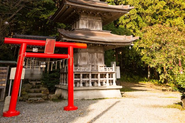 酒呑童子神社