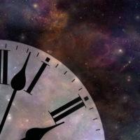 時計と宇宙
