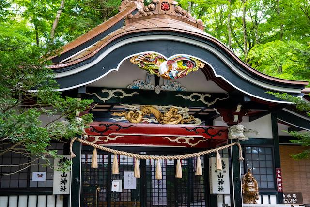 新屋山神社本宮