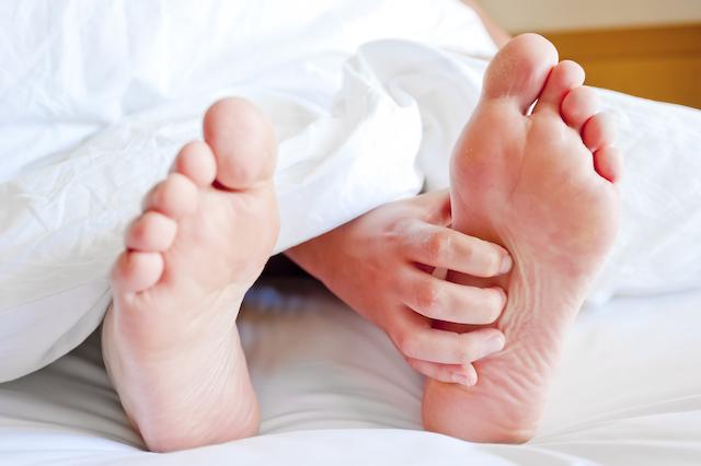 の 痒い 足 ジンクス 裏