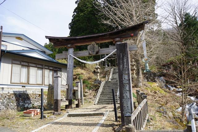 岩手県早池峰神社