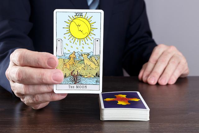 月のカード
