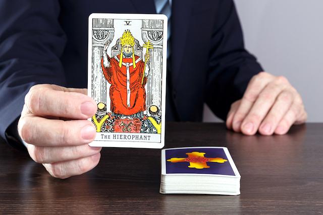 法王のカード