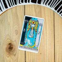 女教皇カード