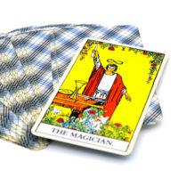 魔術師のカード正位置