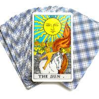 太陽のカード正位置