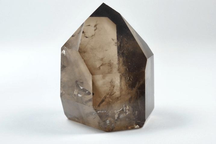 石・スモーキークォーツSmokey quartz1-min