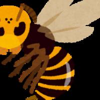 蜂スズメバチ